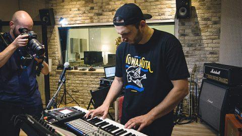 bohater-studio-live-set